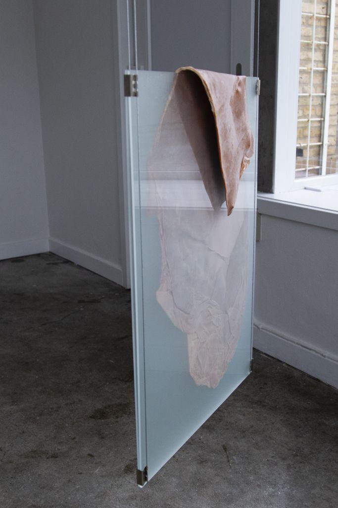 KROPSLOMMER i se! udstillings- og projektrum. Foto: Olga Benedicte