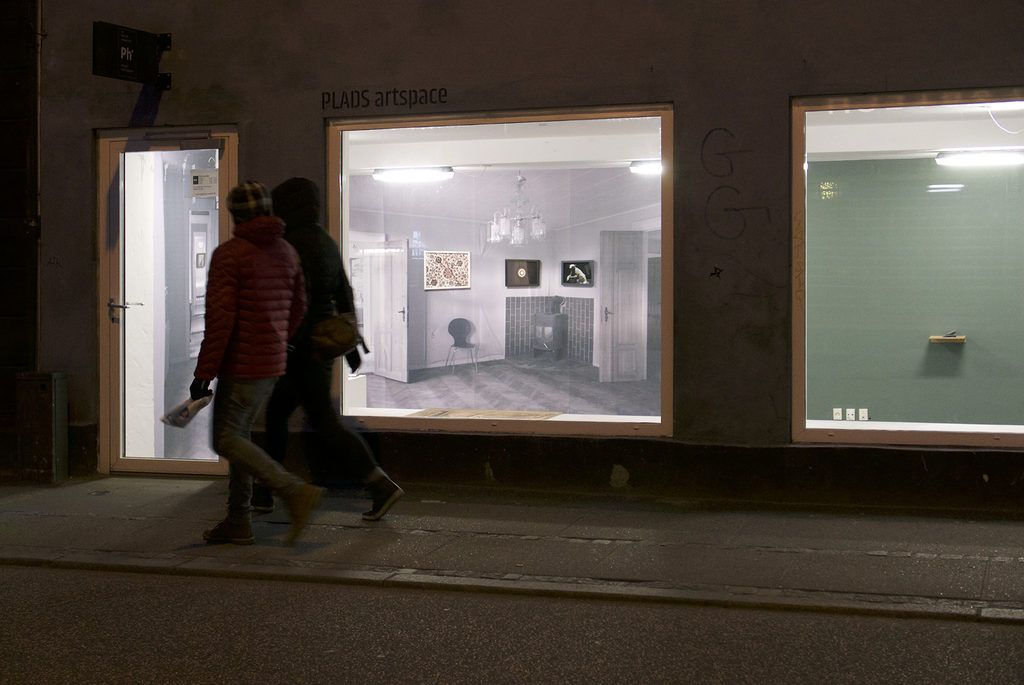 mellemting. 2017. HUMAN SITES sohn+isaksen. Galleri Grundstof, Aarhus (