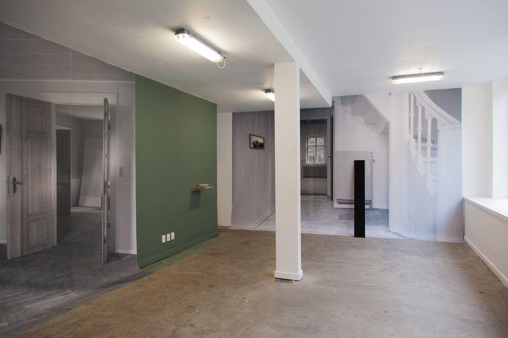 mellemting. 2017. HUMAN SITES sohn+isaksen. Galleri Grundstof, Aarhus
