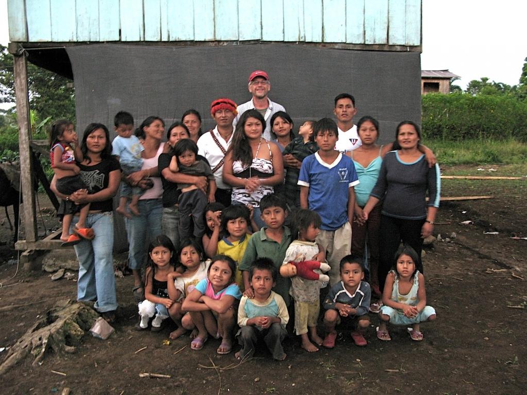 Slægten Chuints i Ecuador, samarbejdspartner 1988 - 2015
