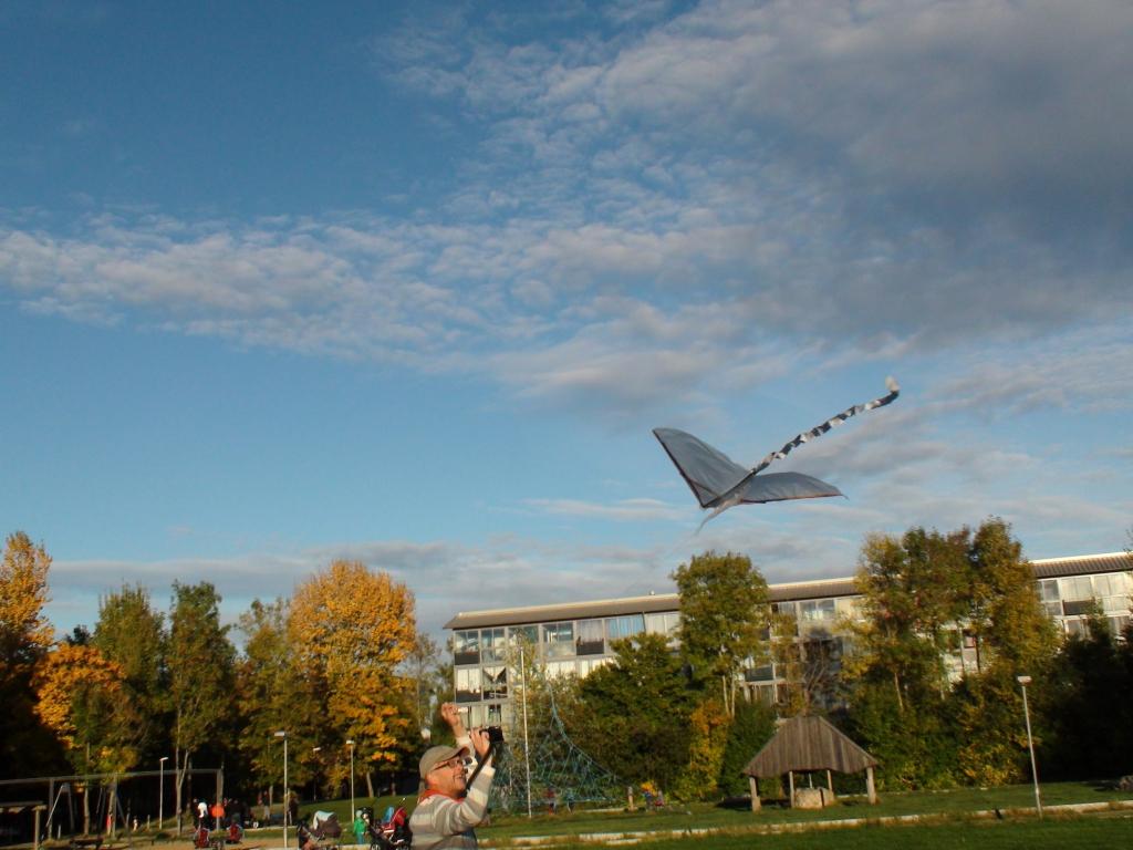 Drageflyvningsworkshop mv i Gellerup, 2013 - 2015