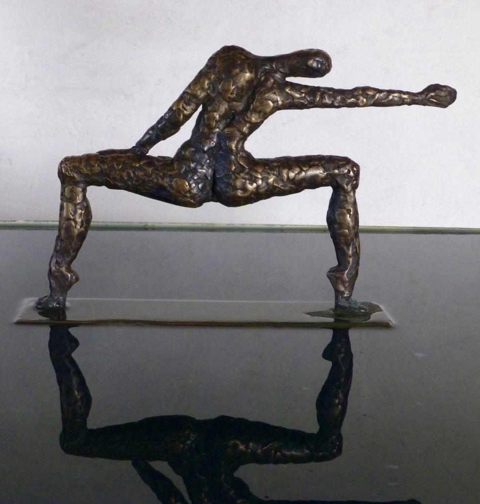Bronzeballerina